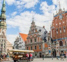Riga 4 dagar 19 maj