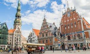 Riga 4 dagar 12 maj