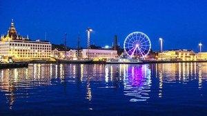Helsingfors 3 dagar 13 oktober