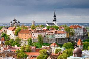 Tallinn 4 dagar 3 juni